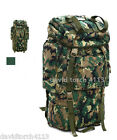 65L Double Shoulder Heavy Duty CaribeeOPS Military Army Bag Backpack Sport
