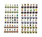 NEW MINECRAFT MINI-FIGURE SERIES 1 2 3 4 5 6 SEALED SELECT MINI FIGURES FREE S&H