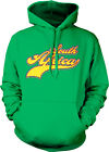 South Africa Country Team Heritage Born From Football ZAF ZA Hoodie Sweatshirt