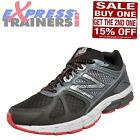 New Balance 670 v1 Mens Running Shoes Fitness Gym Trainers Black