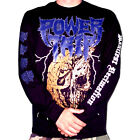 POWER TRIP Longsleeve Shirt S,M,L,XL Ringworm/Integrity/Municipal Waste/Nails