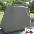 4 Seater Universal Electric Gas Golf Cart Cover Yamaha Club Car EZ GO MGF2S OY
