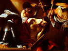 The Crowning with Thorns by Caravaggio (masterpiece)