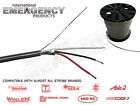 Внешний вид - Strobe Cable 3 Wire 18 AWG Shielded for AMP Power Supply Whelen Federal SIgnal