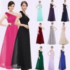 Ever Pretty Women's Long Sleeveless Bridesmaid Cocktail Party Prom Dress 08237