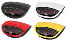 Trevi Big Display Digital Bedside Alarm Clock Snooze AM FM Radio FREE DELIVERY