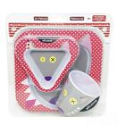 Deglingos Baby Dining Set, Cup Bowl & Plate