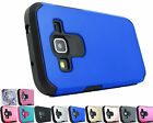 for Samsung Galaxy J1 2016 Express 3 Amp 2 Astro Rugged Hybrid Case + Prytool