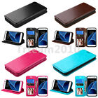 ZTE Zmax Pro Z981 PU Leather Flip stand ID Slot Wallet Pouch Phone Case Cover