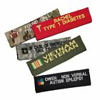 Military / Camo Seatbelt Covers - Custom / Personalized for Safety