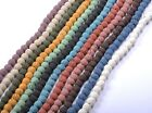 Natural Volcanic Lava Gemstone Round Beads 15.5'' 6MM 8MM 10MM 12MM 14MM 16MM