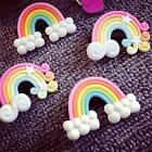 New Rainbow Hairpin Accessory Cute Barrette Bobby Pin Hair Clip Girls Gift