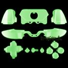 Replacement Parts Tools - Full Button Sets Mod Replace Part For Microsoft Xbox One Controller Chrome Solid