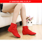 Jazziness shoes Costume Jazz Modern Dance Cotton Leather Shoes Full Suede Sole
