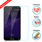 100% Genuine Tempered Glass Screen Film Protector For Meizu Meilan Note 3 /2/MX5