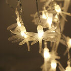 Indoor/Outdoor 2.5-5M LED String Fairy Lights Battery Xmas Party Garden Decor
