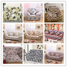 Sofa Chair Removable Washable Elastic Slipcover Lounge Couch Cover 12 3 4 Seater