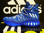 NEW ADIDAS Crazy Explosive Men's Basketball Shoes - Royal Blue/White; B42419