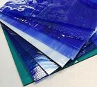 "Spectrum & Wissmach Stained Glass Sheets - Variety Packs (8""x10"" each sheet)"