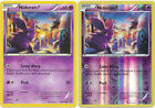 Nidoran Common Pokemon Card XY11 Steam Siege 43/114