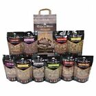 Cook In Wood Smoking Chips for all BBQ Smokers *Loads of Flavors!*