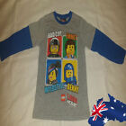 LEGO Movie Boys Long Sleeve Shirt! BNWT! FAST&FREE POSTAGE!