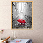 DIY 5D Diamond Embroidery Red Umbrella Painting Cross Stitch Home Decor Crafts