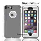 iPhone SE & 5 5S Protective Case Cover (Belt Clip fits Otterbox Defender series)