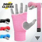 Boxing Inner Gloves Gel Padded Hand Wraps Fist Bandages MMA Thai Muay Training