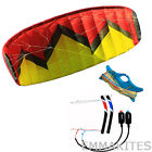 Large 5m² 4-line Control Traction Power Kit for Kitesurfing Boarding with Tools
