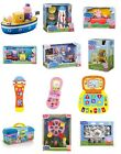 Peppa Pig Collection Deluxe Playset Toys Classroom / Train / Theme Park & More