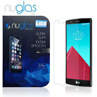 2IN1 Genuine Nuglas 9H Tempered Glass Screen Protector for LG G3 G4