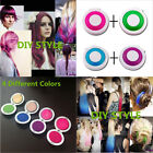 Non-toxicTemporary Colorful Hair Chalk Special Color Dye Pastels Salon  DIY Kit