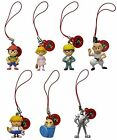 Takara Tomy EarthBound Figure Strap 2 Set of 7