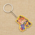 LoveLive! School Idol Project Cartoon Pendant Keyring Acrylic Keychain Fans Gift