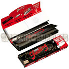 Smoking Deluxe Kingsize Slim Rolling Papers with Tips Multi Listing