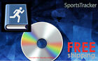 SportsTracker Software For Tracking Your Sport Activities - Fast Shipping!