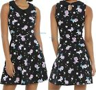 Tokidoki Mermicorno & Unicorno Fit & Flare Skater Dress For Juniors Free Ship