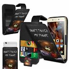 For Yezz Andy 3.5EH - Adjustable Design PU Leather Flip Case