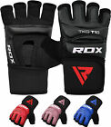 RDX Grappling TKD Training MMA Gloves Sparring Workout Muay