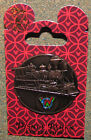 US DISNEY PIN TRADING CARD TRAIN BRONZE WWD