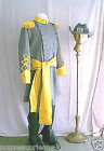 Civil War Reenactors Confederate Officer's Uniform Costume Large and Plus Sizes