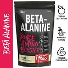 BETA ALANINE - PHARMACEUTICAL GRADE - PURE PRE WORKOUT AMINO ACID POWDER