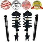 New Front Complete Spring Struts and Rear Shocks for Honda Pilot 2003-2008