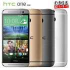 "HTC One M8 32GB GSM UNLOCKED 5.0"" 4G LTE Android Cell Smart Phone Free Shipping"