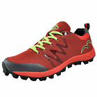 More Mile Cheviot 3 Mens Running Shoes Trail All Terrain Trainers Red