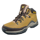 Caterpillar CAT Collateral Mid Mens Outdoor Workwear Hiking Walking Boots Straw