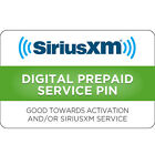 Sirius XM Gift Card $15, $30 or $50 - Email delivery  <br/> US Only. May take 4 hours for verification to deliver.