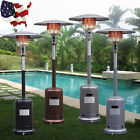 US Garden Outdoor Patio Heater Propane Standing LP Gas Steel w/accessories New