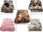 3 Piece King-Queen Quilt Set Reversible Soft Bed Blanket With 2 Shams Reversible image